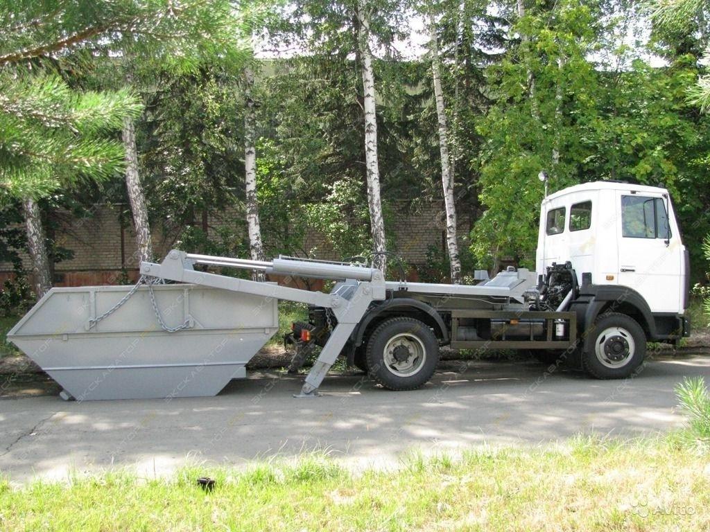 Вывоз любого мусора Воронеж | фото 1 из 3