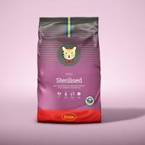 Корм для стерилизованных кошек Husse Sterilised
