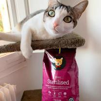 Корм для стерилизованных кошек Husse Sterilised   фото 3 из 4