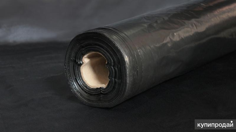 Продаем пленку для мульчирования черная от производителя | фото 1 из 4