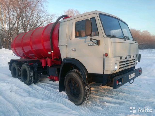Предлагаем услуги ассенизатора Воронеж | фото 1 из 3