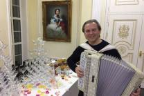 Баянист на свадьбу, праздник и юбилей в Москве.   фото 2 из 4