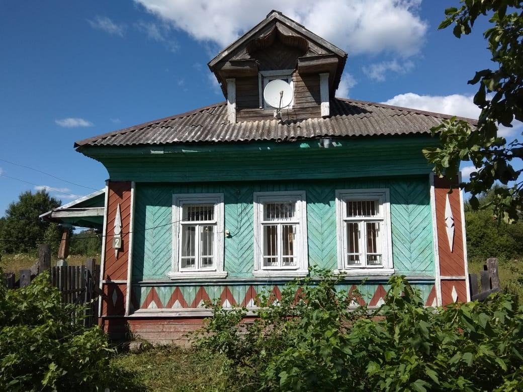 Продаю Дом с участком в Тверской области   фото 1 из 4