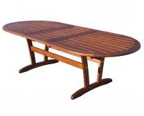 Деревянные столы в наличии и на заказ