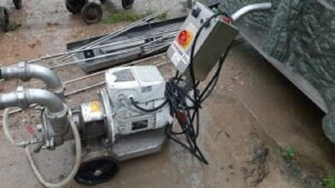 ПродаетсяНасос самовсасывающий CSF INOX A 50-4-3/ BM.MT38 SMS 2  | фото 1 из 1
