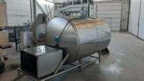 ПродаетсяТанк-охладитель, объем — 2,5 куб. м.