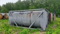 Продается Танк-контейнер, объем -23 куб.м
