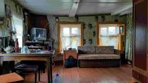 Крепкий симпатичный домик с баней в деревушке, 15 соток земли    фото 3 из 6