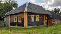 Крепкий симпатичный домик с баней в деревушке, 15 соток земли    фото 4 из 6