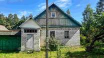 Добротный кирпичный дом с хоз-вом  у реки, 50 соток земли