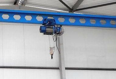 Таль, тельфер (ручной, электрический, цепной, канатный) | фото 1 из 6