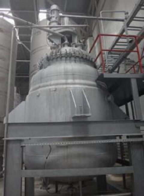 ПродаетсяРеактор эмалированный, объем -10 куб.м., | фото 1 из 1