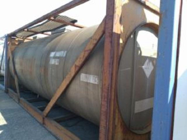 Продаются Танк — контейнера нержавеющие, объем -20 куб.м.   фото 1 из 1