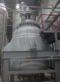 ПродаетсяРеактор эмалированный, объем -10 куб.м.,