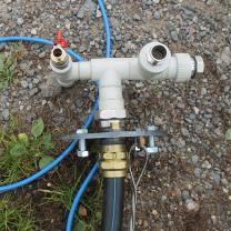 Водоснабжение частного дома от скважины с насосом и кессоном | фото 3 из 6