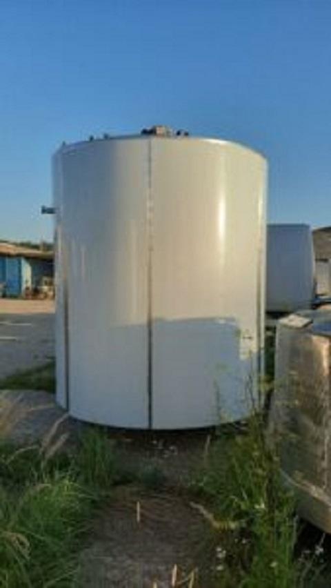 ПродаетсяЕмкость нержавеющая, объем — 6,3 куб.м. | фото 1 из 1