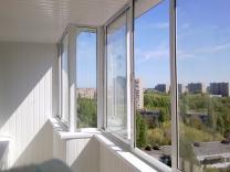 Отделка, остекление и расширение балконов и лоджий, монтаж окон и дверей ПВХ   фото 6 из 6