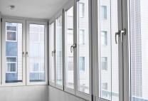 Отделка, остекление и расширение балконов и лоджий, монтаж окон и дверей ПВХ