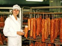Упаковщики готовых колбасных изделий