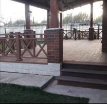 Монтаж террас, лестниц, ограждений