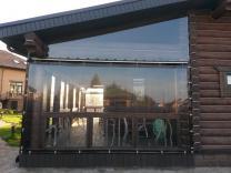 Мягкие окна пвх,полиуретан(производство,доставка,монтаж) | фото 6 из 6