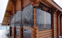 Мягкие окна пвх,полиуретан(производство,доставка,монтаж) | фото 3 из 6
