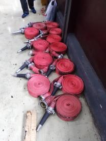 Станок перемотки пожарных рукавов на новое ребро | фото 3 из 5