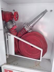 Станок перемотки пожарных рукавов на новое ребро Юниор-01 | фото 2 из 2