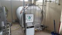 ПродаетсяТанк-охладитель, объем 5 куб.м.