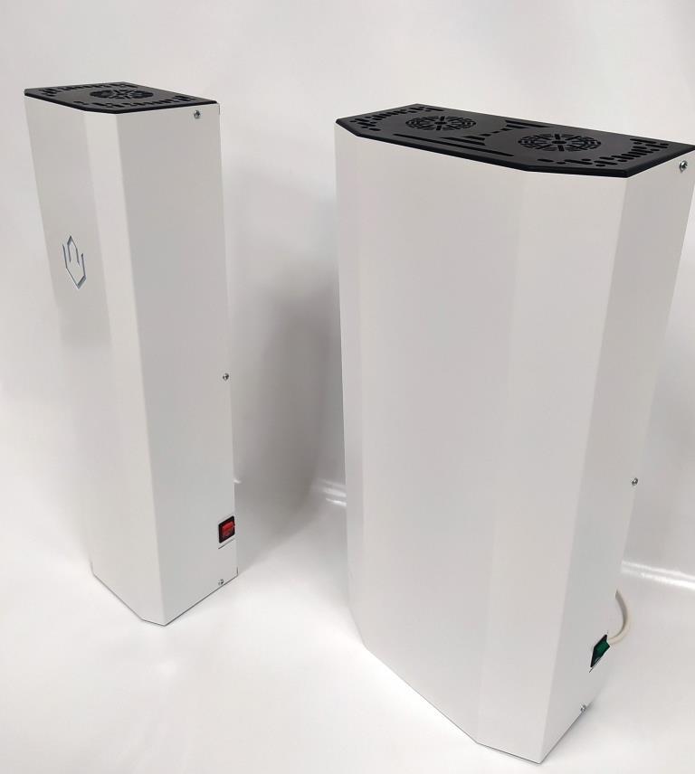 Рециркулятор воздуха ультрафиолетовый настенный Атлас 60.2   фото 1 из 1