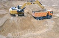 Продаётся песчаный карьер
