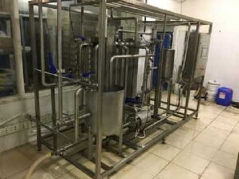 ПродаетсяПастеризационно-охладительная установка ОКЛ-2,5, | фото 1 из 1