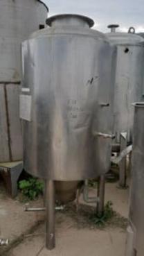 Продается Емкость нержавеющая ЦКТ, объем — 0,8 куб.м.