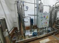 ПродаетсяМиксер-сатуратор, пр-ть до 10 000 л/час