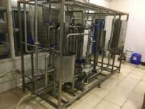 ПродаетсяПастеризационно-охладительная установка ОКЛ-2,5,