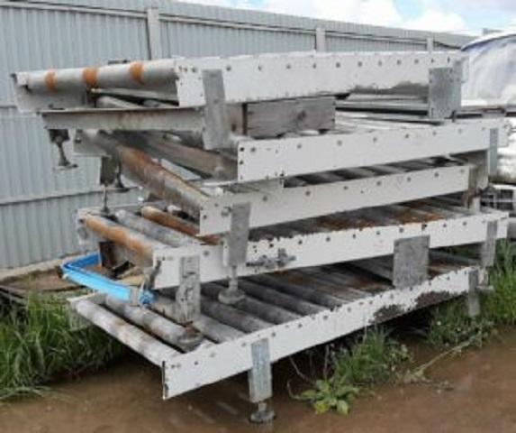 Продается Рольганг с приводом ширина 1,2 м.   фото 1 из 1
