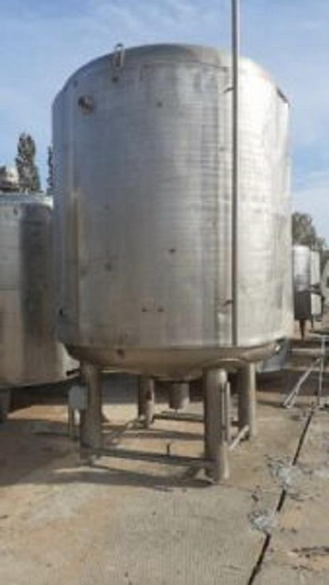 Продается Емкость нержавеющая (стерил-танк), объем -10 куб.м. | фото 1 из 1