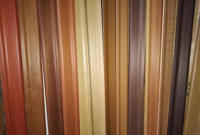 Плинтус деревянный, шпонированный pedross, burkle. | фото 1 из 1