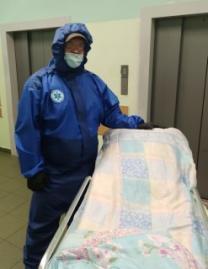 Перевозка лежачих больных | фото 2 из 5