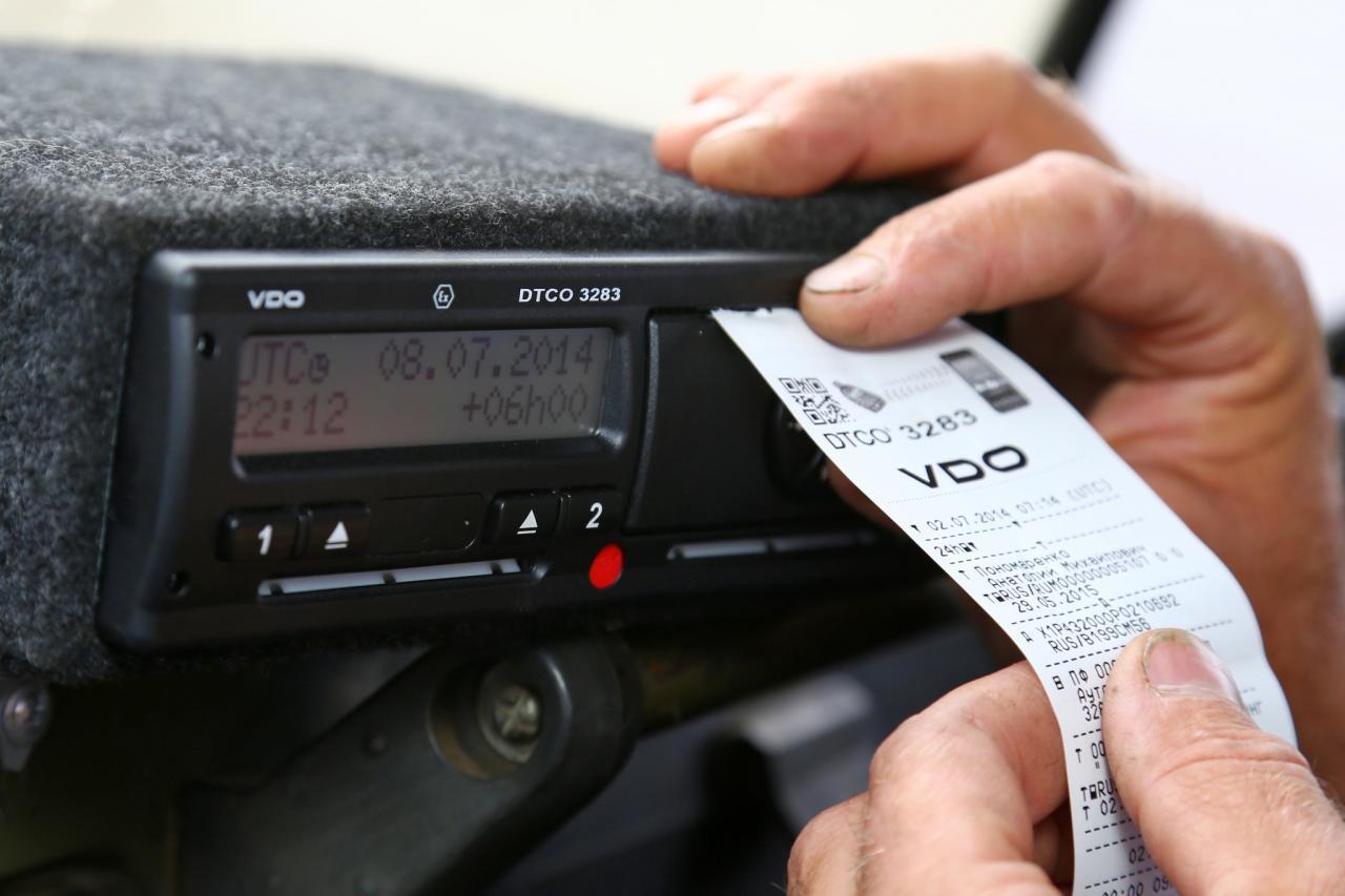 Калибровка аналогового или цифрового тахографа.    фото 1 из 1
