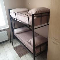 Изготавливаем и продаем кровати металлические двухъярусные, односпальные на металлокаркасе | фото 5 из 6