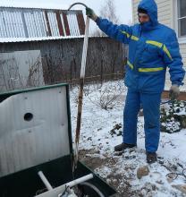 Сервисное обслуживание системы канализации Топас Астра под ключ | фото 3 из 6