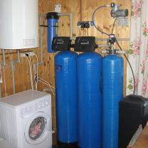 Фильтры очистки воды из скважины в загородный дом | фото 6 из 6