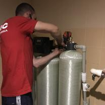 Фильтры очистки воды из скважины в загородный дом | фото 3 из 6