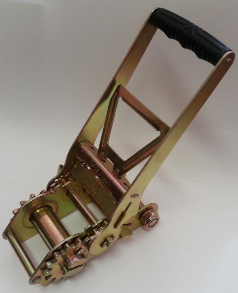Натяжной механизм (храповик) 75 мм. 5000 daN   фото 1 из 3