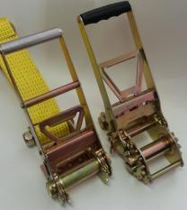 Натяжной механизм (храповик) 75 мм. 5000 daN   фото 3 из 3