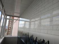 Внутренняя отделка балконов и лоджий в Красноярске.   фото 4 из 6