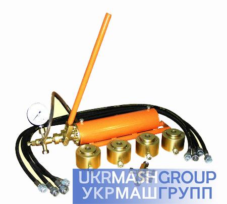 Гидропривод комплектный монтажный ELMO-ГМ-25/50 | фото 1 из 1