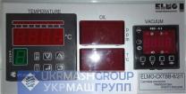 Система контроля температуры и вакуума ELMO-СКТВ-8/1, Система контроля температуры, влагосодержания и вакуума ELMO-СКТВВ-6/2/1
