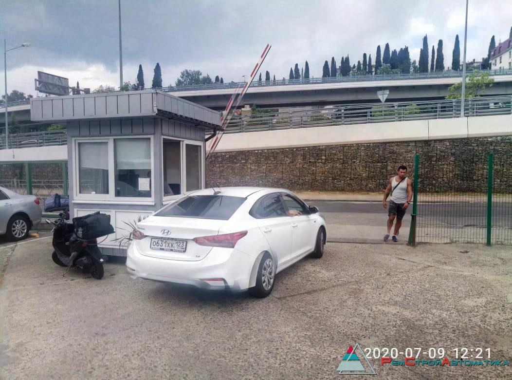 Компания по установке автоматического оборудование на парковке Сочи | фото 1 из 1
